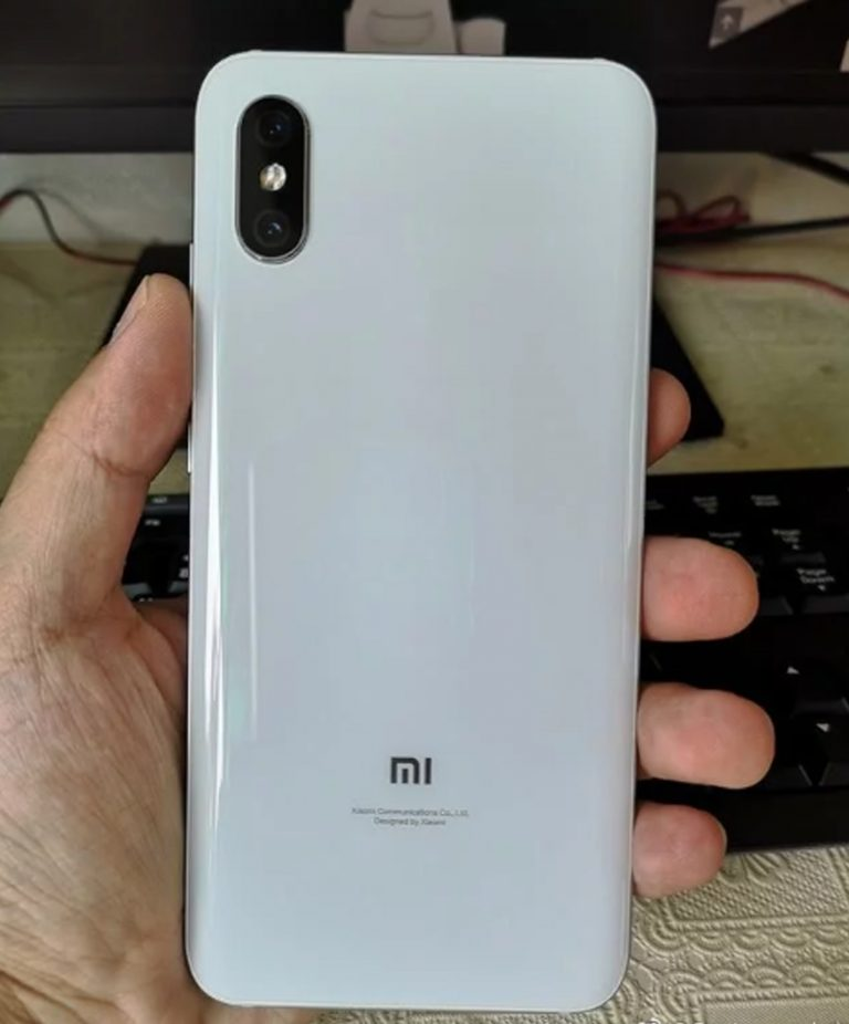 Xiaomi Mi 8X White Version