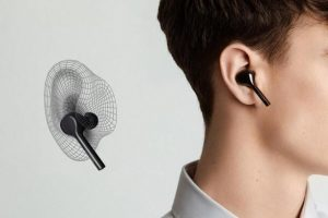 Huawei Freebuds wireless headset