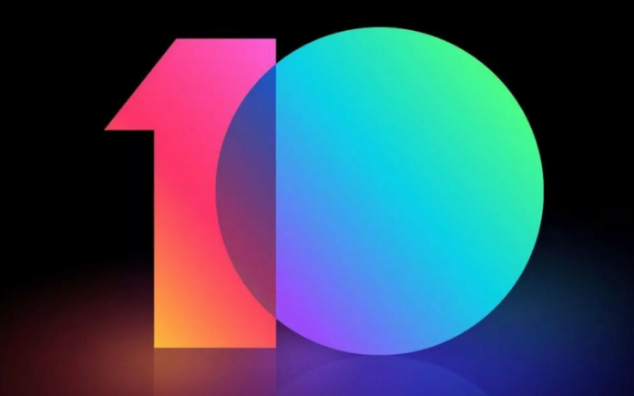 MIUI 10 Stable Version