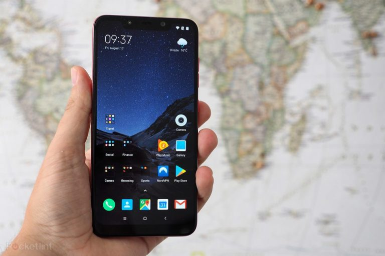 The Pocophone F1 will be upgraded with Android Q