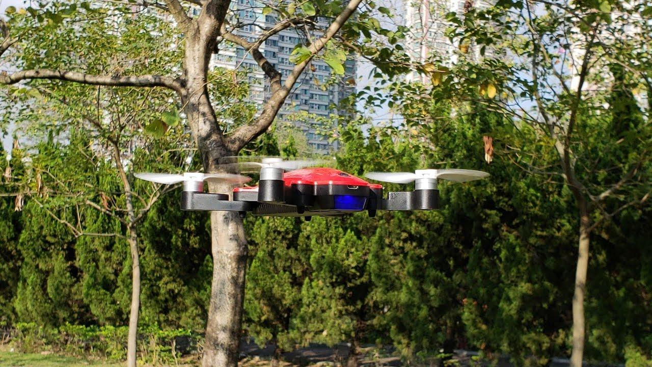 SIMTOO XT WiFi RC Drone With GPS Optical Flow Positioning