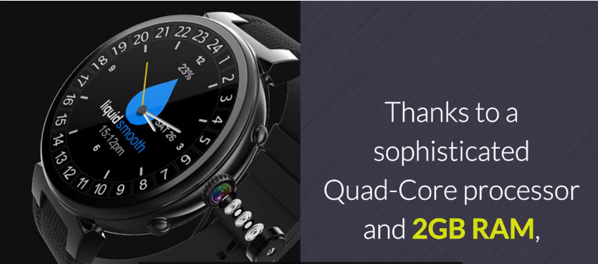 IQI I6 smartwatch