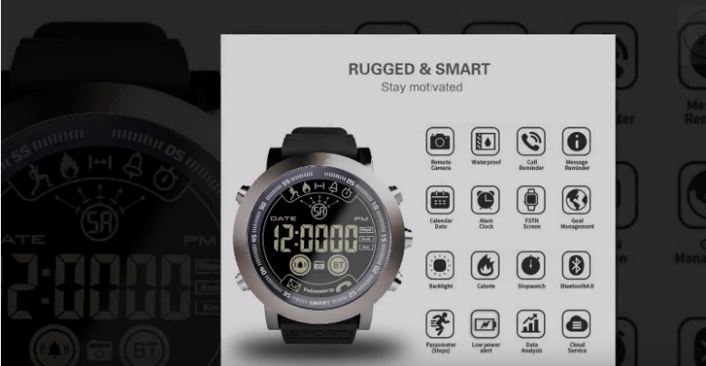 LEMFO LF 23 smartwatch