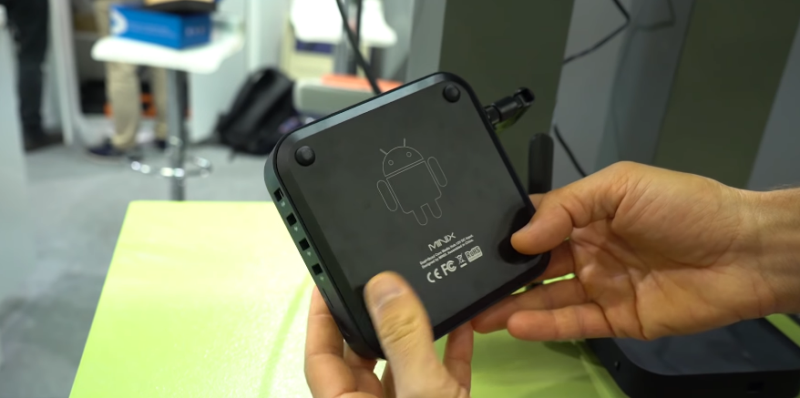 MINIX NEO X39 Review - New Android Box with SOC Rockchip