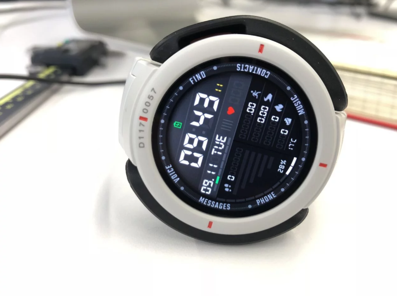 Xiaomi Huami Amazfit Verge review health monitor