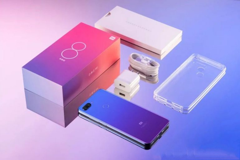 Xiaomi Mi 8 Lite Package