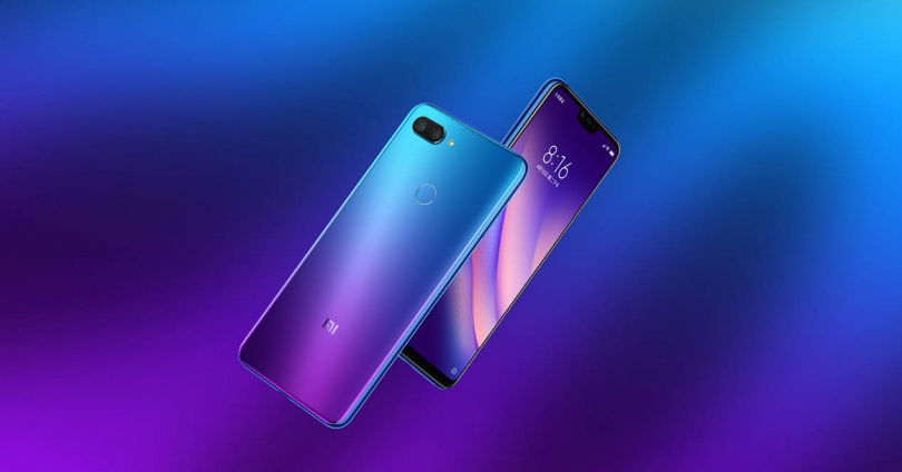 Xiaomi Mi 8 Lite features
