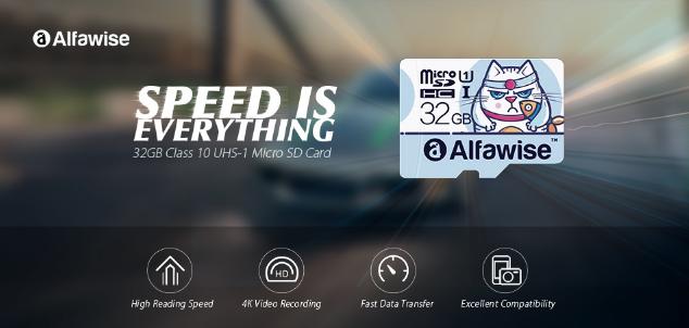 Alfawise 32GB Mircro SD
