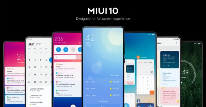 eSIM MIUI 10 featured