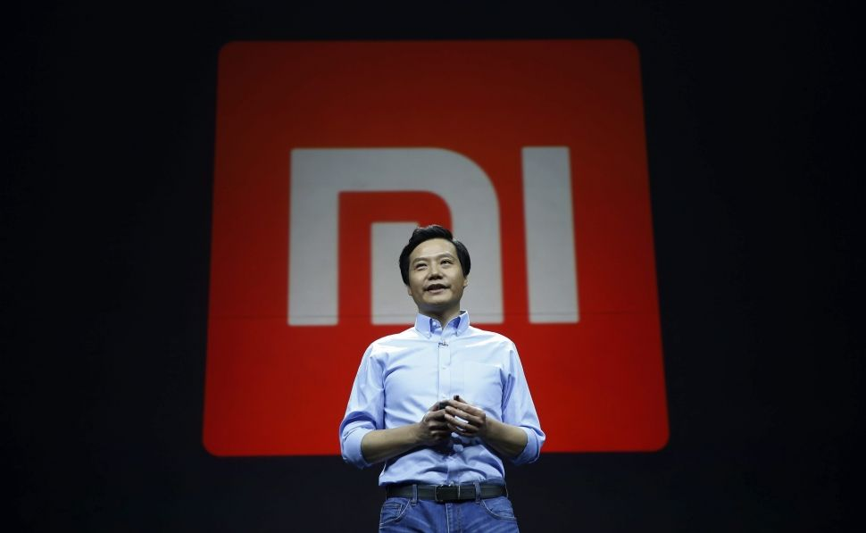 A fan demands the great company Xiaomi
