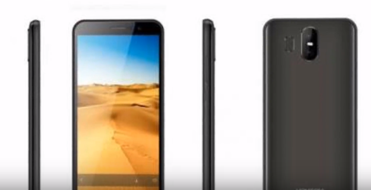 homtom h1 smartphone