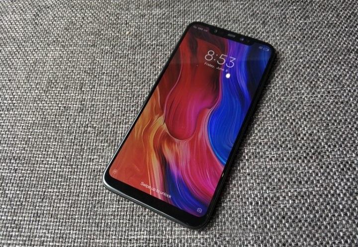 Xiaomi Mi 8 new version