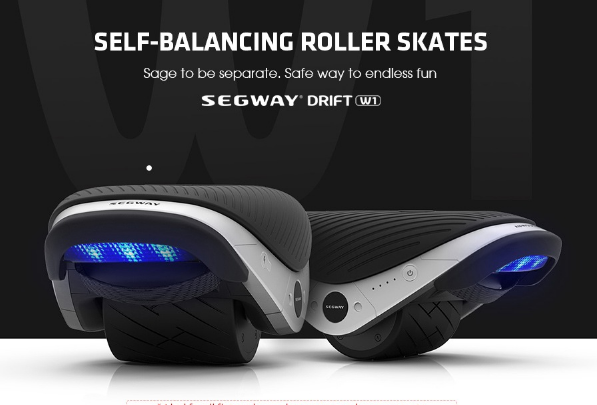 40976c10645 Xiaomi Ninebot Segway W1 Electric Balance Wheel Offered For  300.99