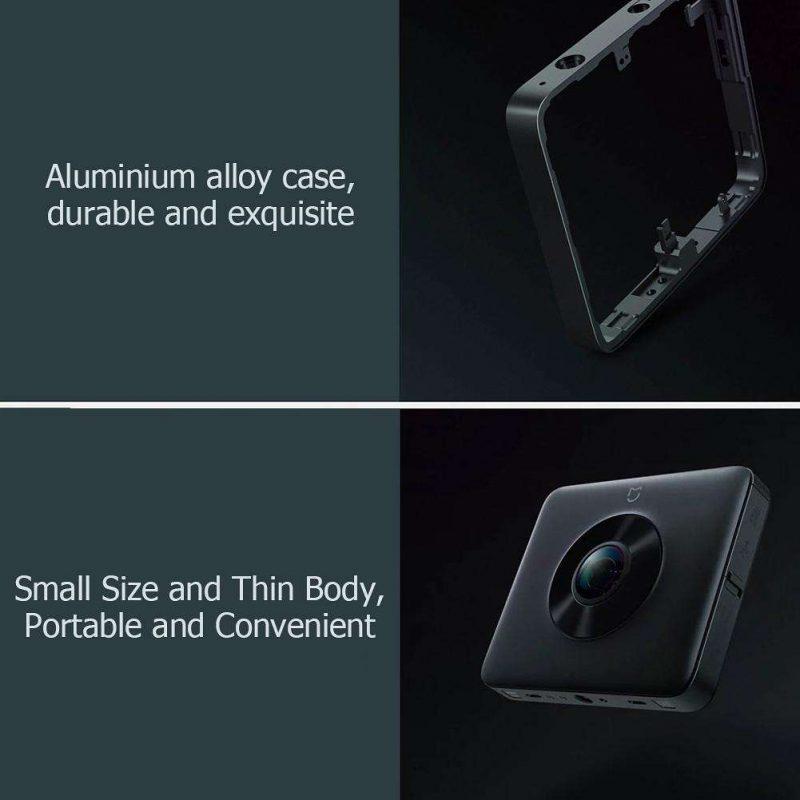 Xiaomi Mijia Sphere Camera 360 Degree Panorama3.5K Action 6-Axis Camera