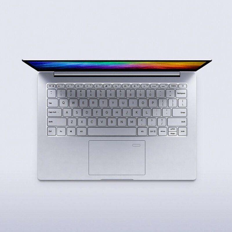 Xiaomi MI Air 13.3inch SSD Fingerprint Intel Core 8G+256G Notebook (Silver)