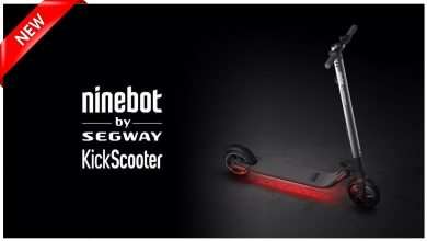 Ninebot KickScooter Featured