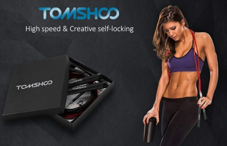 TOMSHOO 3M Jump Rope Featured