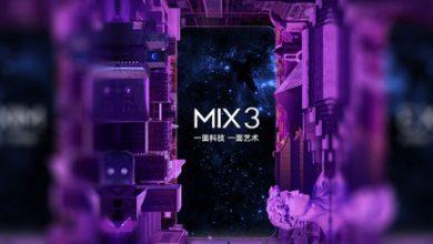 Xiaomi Mi MIX 3 Posters