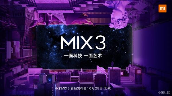 Xiaomi Mi MIX 3 Slow Motion Featured