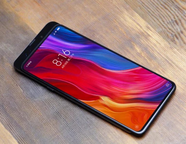 Xiaomi Mi MIX 3 leaked image