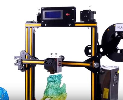 Zonestar Z5FM 3D Printer