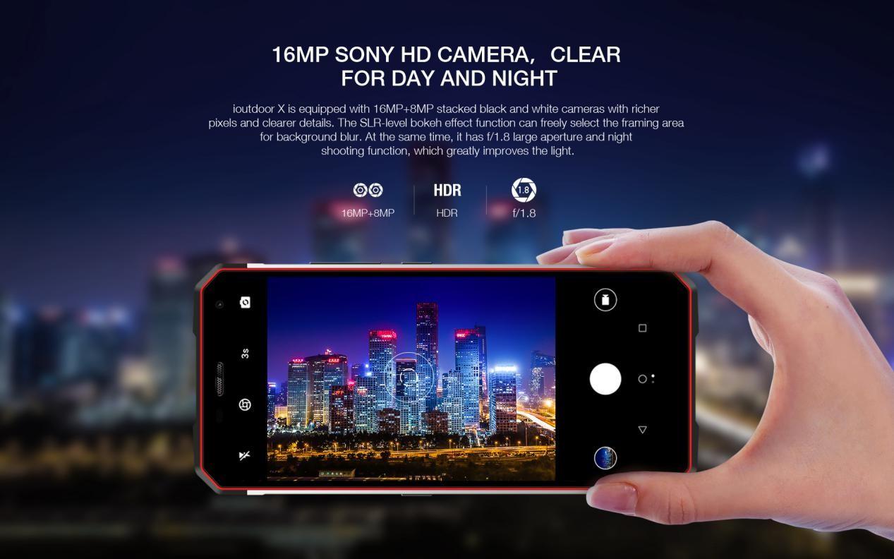 ioutdoor X - Camera
