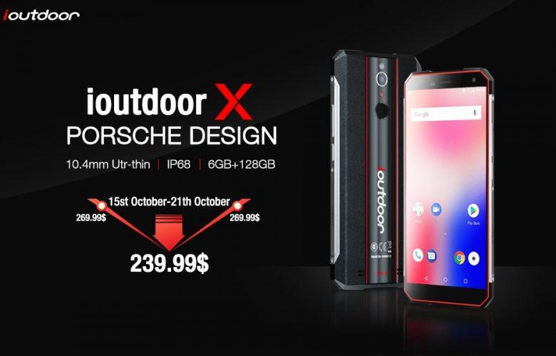 ioutdoor X Porsche Design Featured