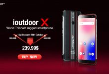 ioutdoor X Promotion
