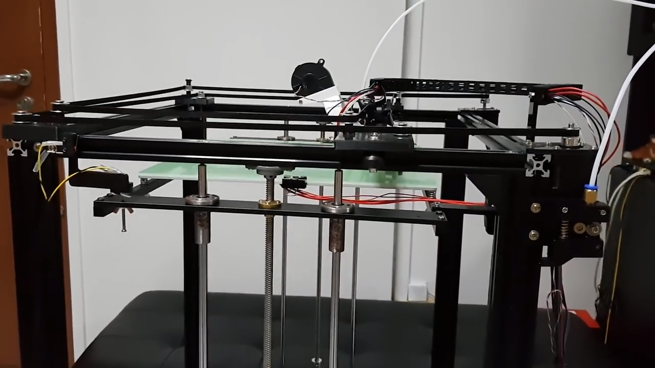 Tronxy X5S – 500 Review Promising precision in 3D Printing