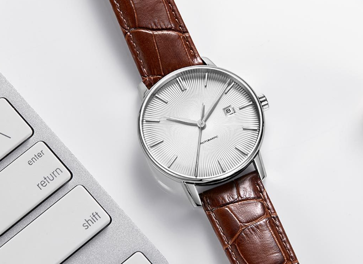 Xiaomi introduces us to TwentySeventeen, a new and powerful waterproof mechanical watch