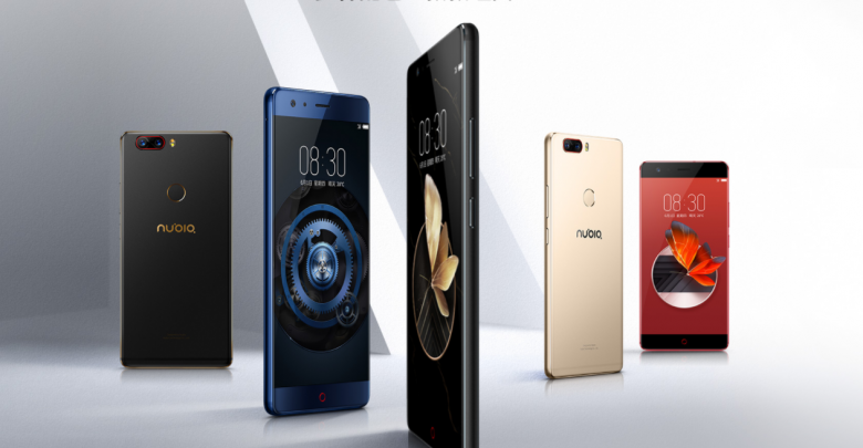 Nubia Z17 Lite With 6GB RAM + SD 652 Now Sale at Geekbuying