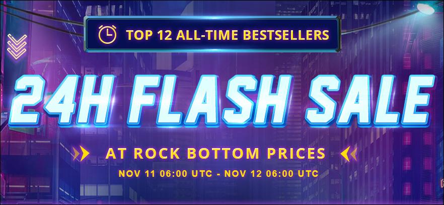 GearBest 24H sales