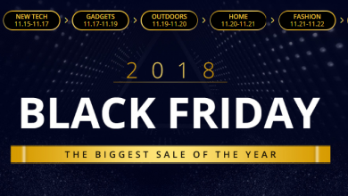 Black Friday Geekbuying Featured