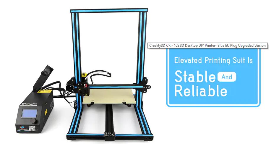 Creality3D CR – 10S 3D Printer