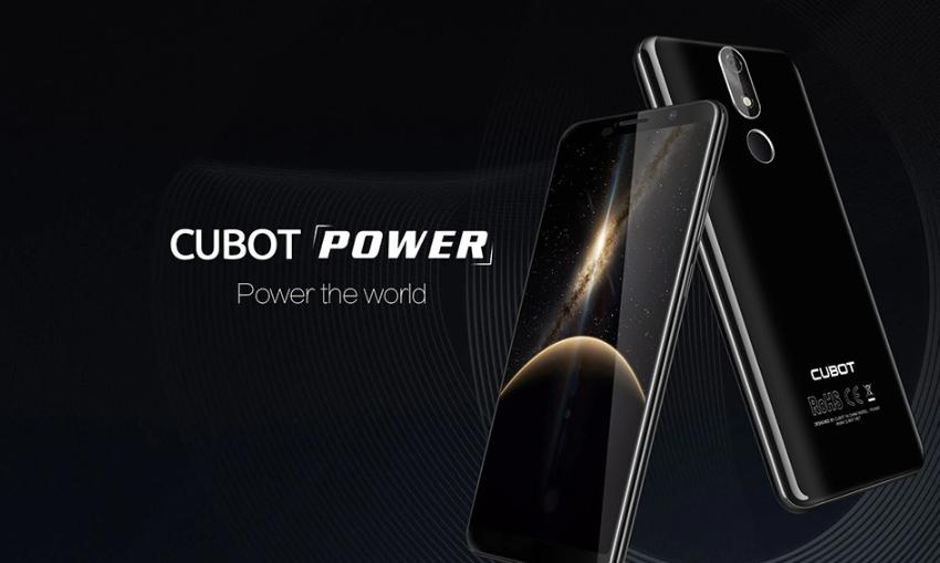 Cubot Power 4G Phablet