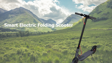 H - 8501 Electric Scooter