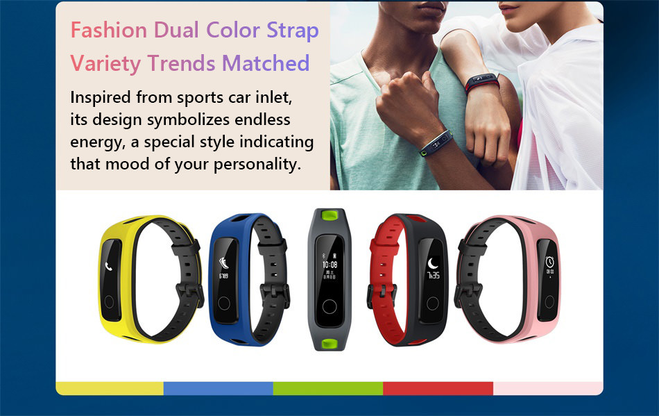 Huawei Honor Band 4 - Gearvita