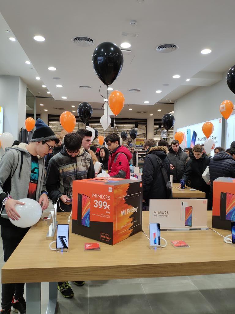 New Xiaomi Mi Store Spain