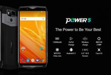 Ulephone Power 5 Gearbest 11.11