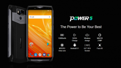 Ulephone Power 5 Gearbest 11.11