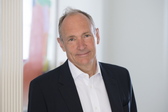 Tim Berners-Lee WWW Founder