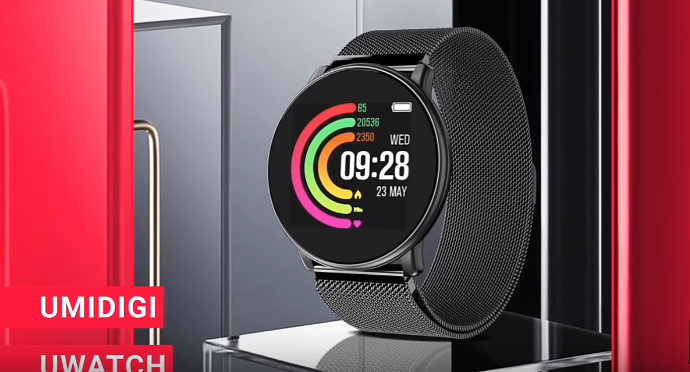 UMIDIGI Uwatch Smart Color Smartwatch is now available at just $29 99