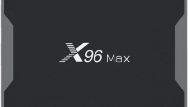 X96 MAX TV Box