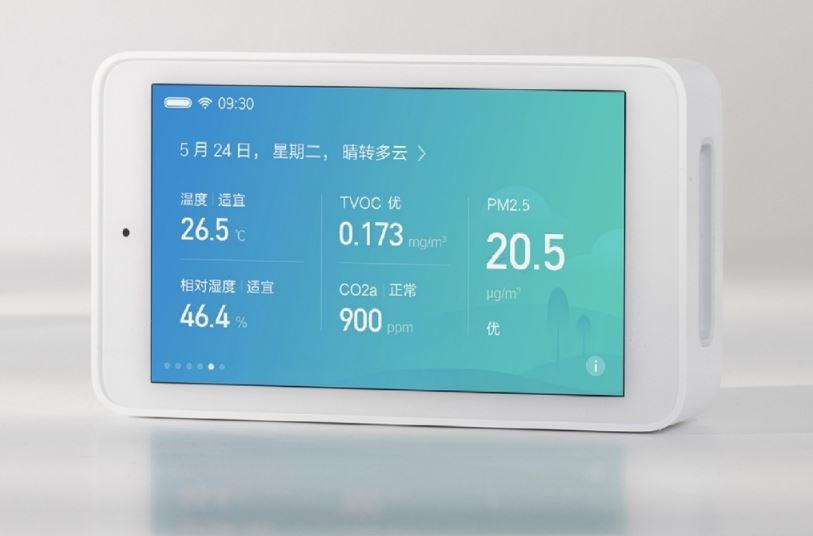 Xiaomi Air Detector Stats