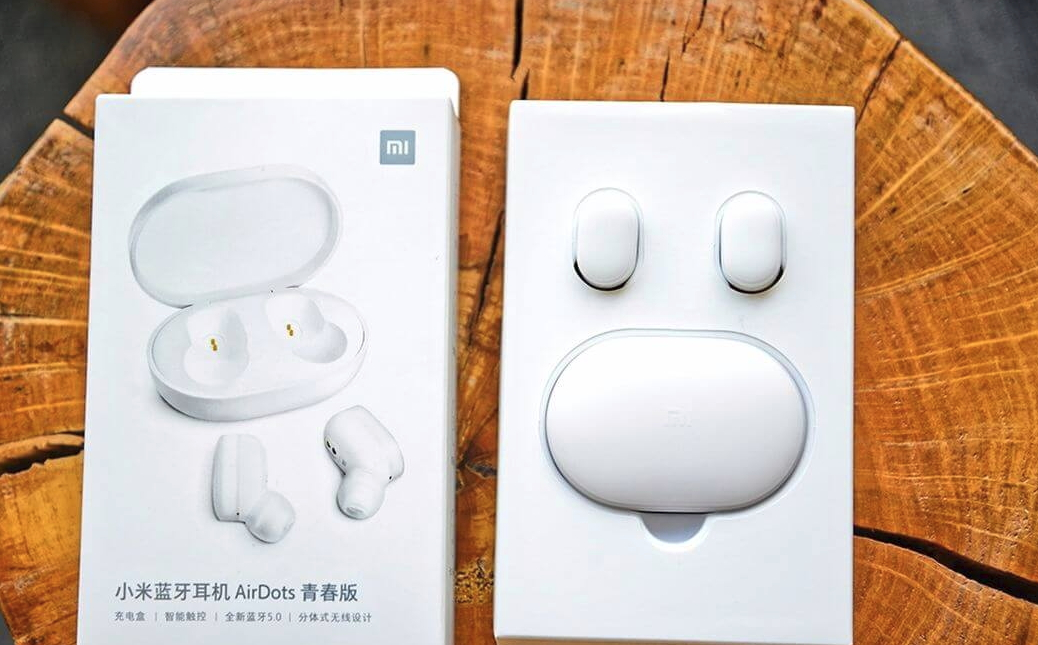 Xiaomi Mi Airdots Tws Wireless In Ear Earbuds Now Sale On