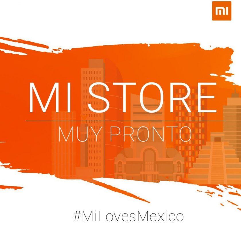 Xiaomi Mi Store Mexico Tweet