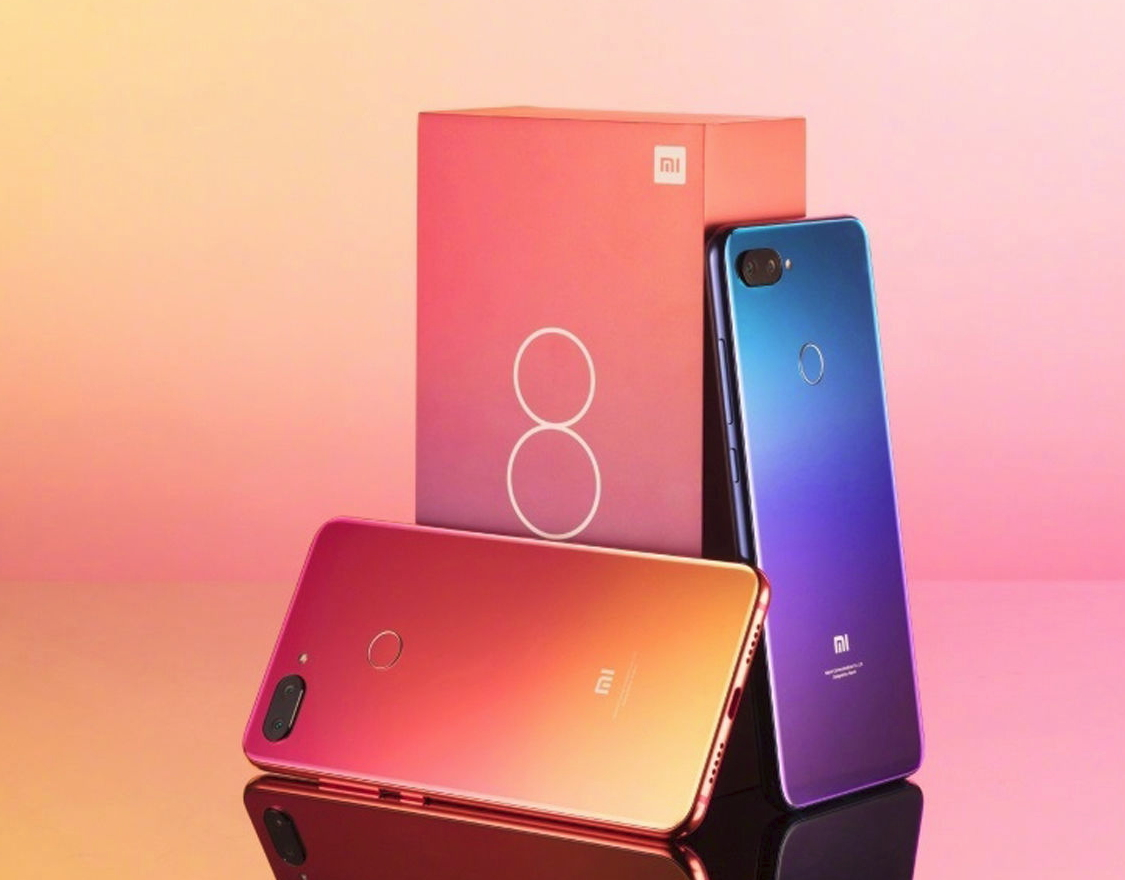 Xiaomi Mi 8 Lite Now For Just 225 19 New Year Sale