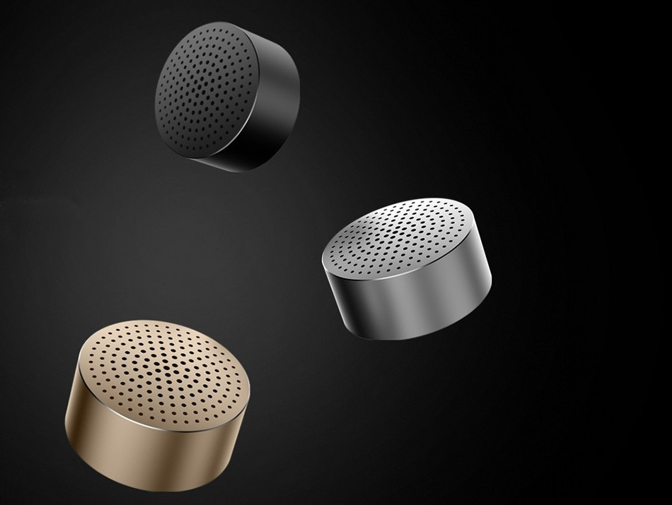 Xiaomi Mini Portable Subwoofer Wireless Bluetooth Speaker - Gearvita