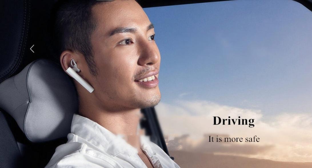 Xiaomi Youth Version Mini Light Wireless Bluetooth 4.1 Earphone