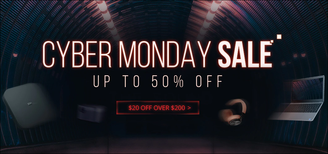 GearBest Cyber Monday